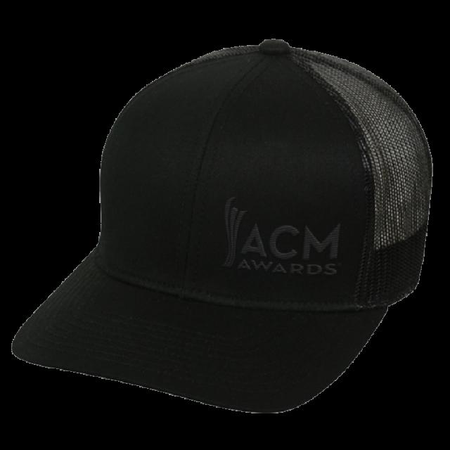 Academy of Country Music Black on Black Ballcap