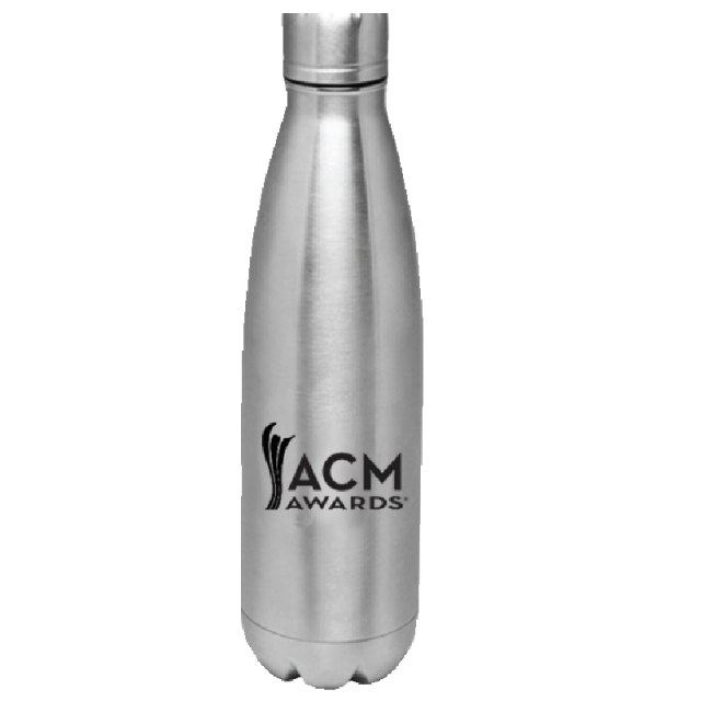 Academy of Country Music Stainless Steel Water Bottle