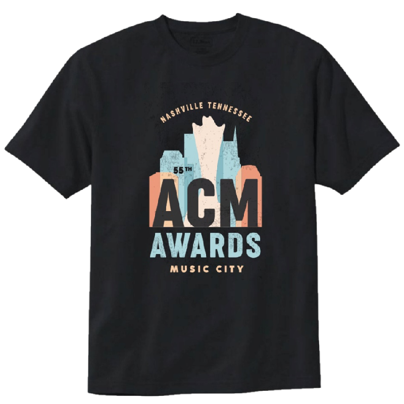 55th ACM Awards Music City Tee- PRESALE
