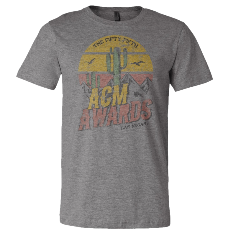 55th ACM Awards Deep Heather Tee