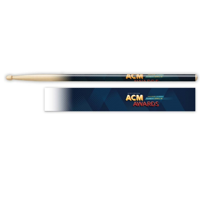 Academy of Country Music Drum Stick Set