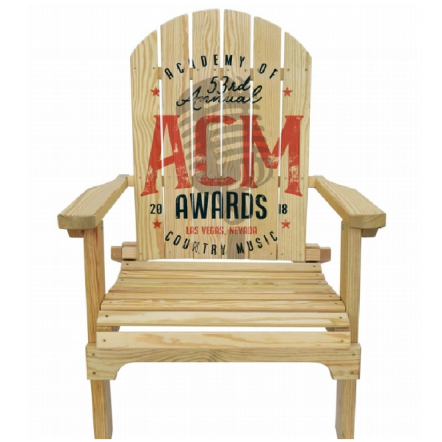 Academy of Country Music Adirondack Chair