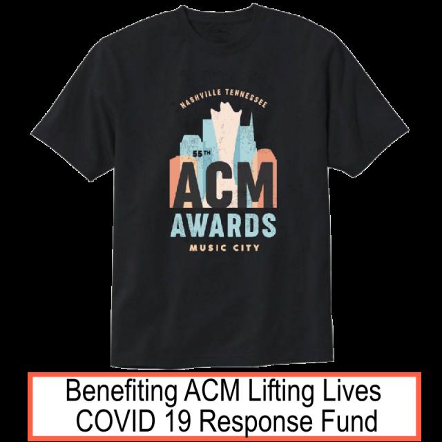 55th ACM Awards Music City Tee