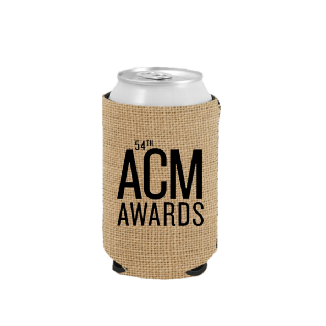 Academy of Country Music 54th Burlap Coolie