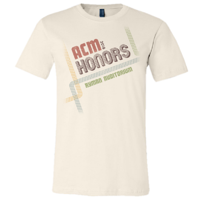 Academy of Country Music Natural Honors Tee