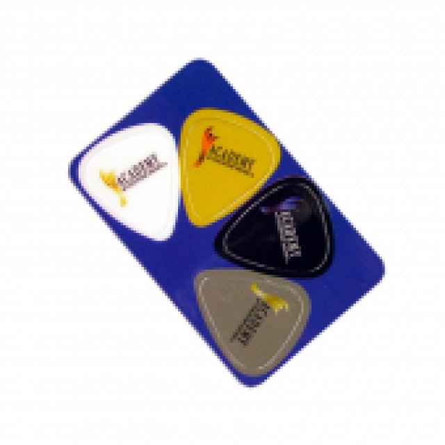 Academy of Country Music Guitar Pick Set