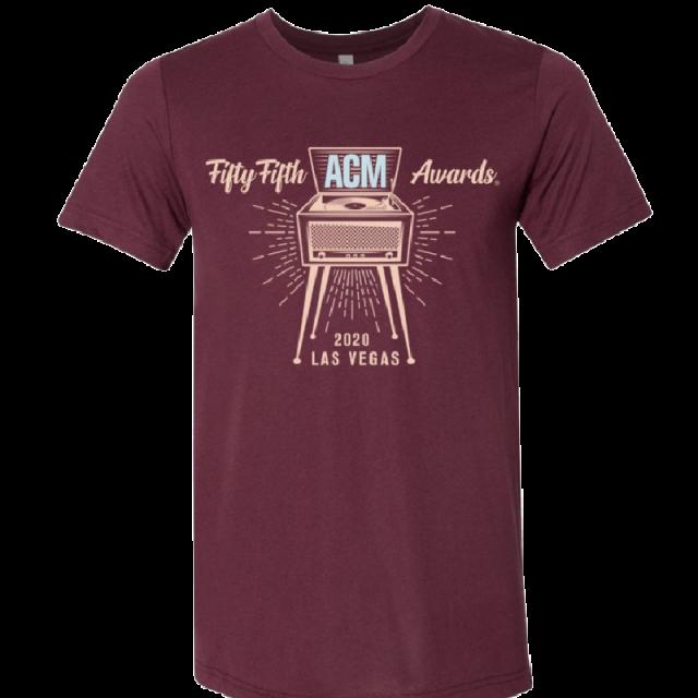 55th ACM Awards Heather Cardinal Tee