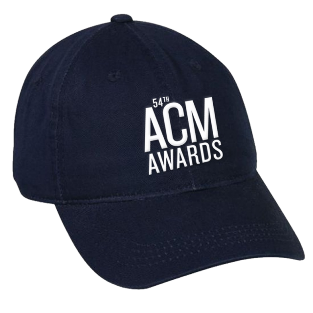 Academy of Country Music 54th Navy Ballcap