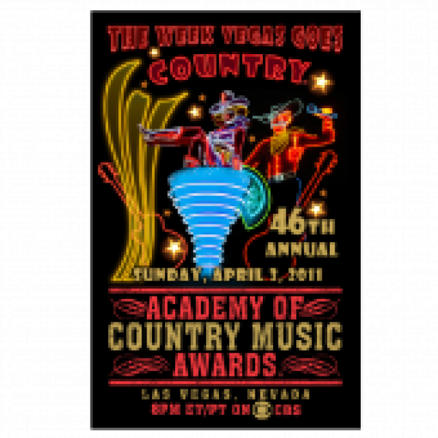 Academy of Country Music 46th Poster